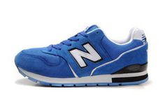 Mens new balance M595RB royal Blue White Sneakers