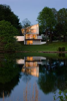 Buisson res ~ Robert Gurney Architect