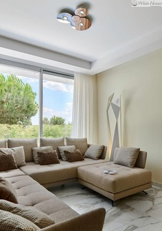 Modern Single-Family Villa with an Astonishing Sea View to the Mediterranean Sea 4