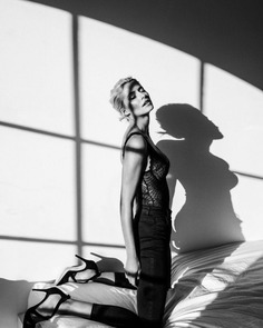 Elegant Fashion and Beauty Photography by Lina Tesch
