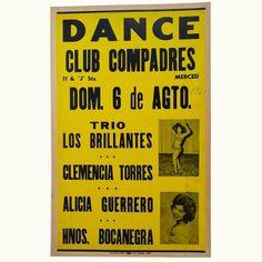 Zoom Photo #dance #vintage #poster