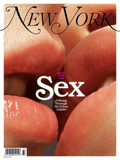 New York Mag #print #magazine
