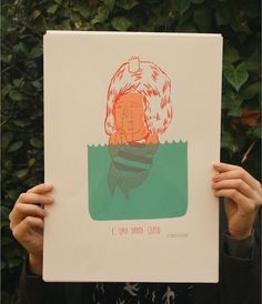 . mariana, a miserável #screenprinting #portugal #illustration #miseravel #porto #mariana