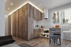 Microloft by Stanislav Kaminskyi #interior #ideas #design