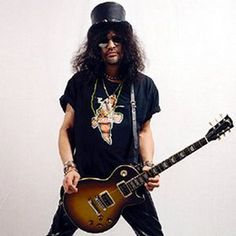 Slash's 10 Favorite Guitar Riffs of All Time #guitar #rock n roll #pose #slash