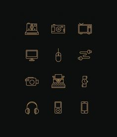 Tim Boelaars #devices #icons