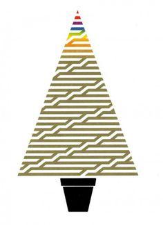 Design Fodder (Centre Pompidou brand by Jean Widmer.) #logo #card #branding