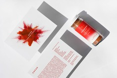 AURA Superfoods Packaging - Mindsparkle Mag Panel Studio designed Aura, a superfood brand inspired by the power of color and emotion. #logo #packaging #identity #branding #design #color #photography #graphic #design #gallery #blog #project #mindsparkle #mag #beautiful #portfolio #designer