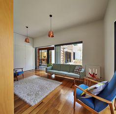 Weatherboard house #interiordesign