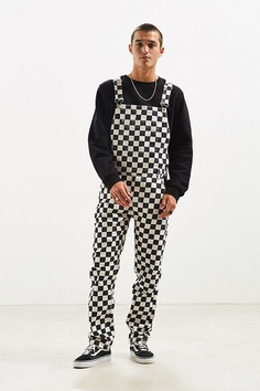 BDG Checkered Overall