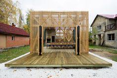 The Arbor / Kerimov Prishin Architects