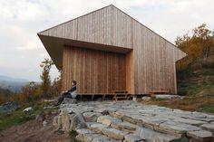 Cabin Ustaoset by Jon Danielsen Aarhus 1