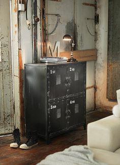 vintage oraginizer #vintage #metal #oraginizer #furniture