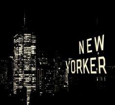 perspective20.com » vintage #night #yorker #skyscraper #photography #new