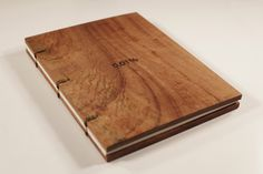 https://www.behance.net/gallery/001/3743283 #wood #book