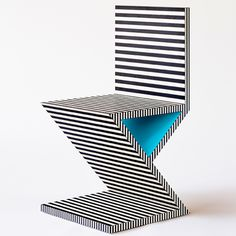 NEO LAMINATI Chair No. 34 | Kelly Behun | Kelly Behun | SUITE NY #chair #furniture #design #graphic
