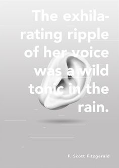 Poster by Kervin Tan | https://www.behance.net/gallery/25228141/Senses #krvin #poster #graphicdesign #layout #minimal #blackandwhite #gray