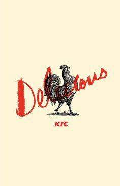 Dead KFC poster