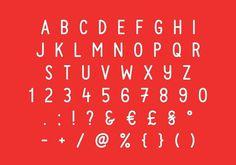 Rimbo - Benny Arts #font #caps