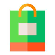 See more icon inspiration related to commerce and shopping, shopping bag, shopper, supermarket, shopping, bag and business on Flaticon.
