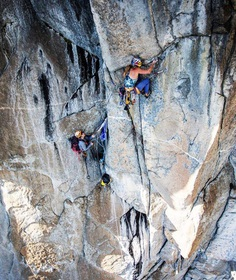 Outstanding Climbing Photography by John Evans