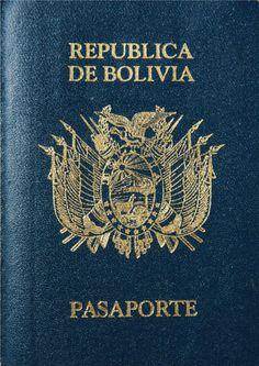 File:BolPassportFace01.png #passport #bolivia