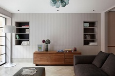 The Patterned House by MWAI