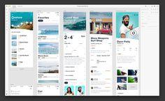app, design