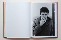 HUH. Magazine - Joy Division, Kevin Cummins #cummings #book #kevin #joy #division