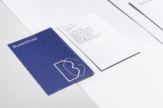 Buxton Group Identity - Fabio Ongarato Design #print #identity