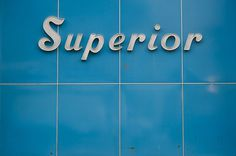 Superior. #logo