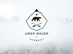 Tumblr #mark #major #ptarmak #ursa #arrow #logo #bear