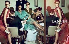Aymeline Valade, Marte & Othilia by Steven Meisel | Professional Photography Blog #fashion #photography #inspiration