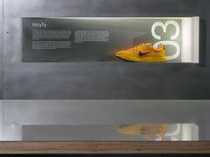 Christopher Stuart Connock  Lynch/Eisinger/Design  Nike Genealogy of Speed