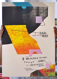 GigPosters.com - Micachu #tran #print #screen #poster #damien