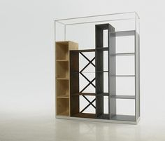 Industry #book #hubert #benjamin #furniture #shelf