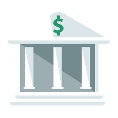 See more icon inspiration related to bank, money, building, banking, finance, savings, business and business and finance on Flaticon.