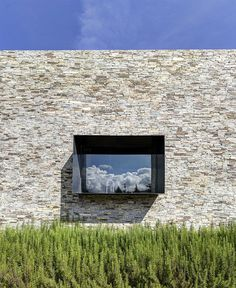 Stone House with Magnificent View by Elias Rizo Arquitectos - #architecture, #house, #home, #outdoor, home, architecture