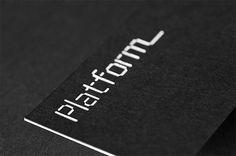 New Work: Platform #profit #non #branding #design #graphic #wayfinding #identity