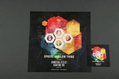 Flyer und Plakate : Atelier für Grafik #sphereandlowthing #com #dubstep #poster #atelierfrgrafik #net