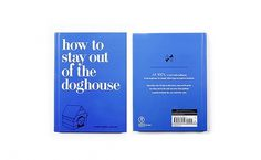 How To Stay Out of the Doghouse | Partners & Spade #doghouse #how #of #book #out #the #partnersspade #stay #to