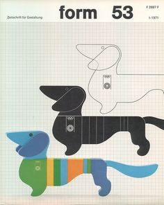 Maveco | The Genius of Otl Aicher #otl #aicher