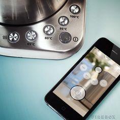 iKettle – World's first WiFi Kettle #gadget