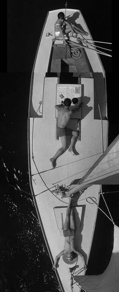 Roman Polanski:Knife in the water(1962)film still