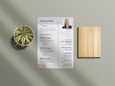 Free Gynecologist Resume Template