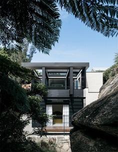 Woollahra House by Porebski Architects