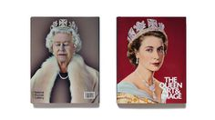 The Queen – Art and Image, National Portrait Gallery | Thomas Manss & Company #british #gallery #museum #design #graphic #book #the #photography #queen #editorial
