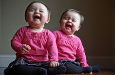 Identical Twin Daughters by Geoff Black #inspiration #photography #portrait
