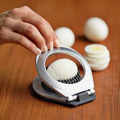 3-in-1 Egg Slicer #tech #flow #gadget #gift #ideas #cool