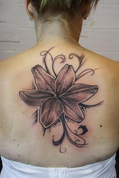 Lily Tattoo Designs #tattoo #lily #designs